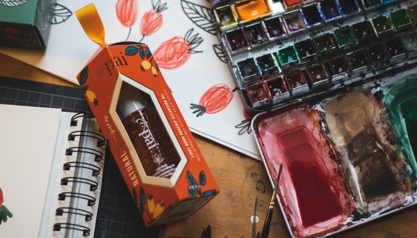 Meet The Illustrator Behind Our Natural Treasures Collection